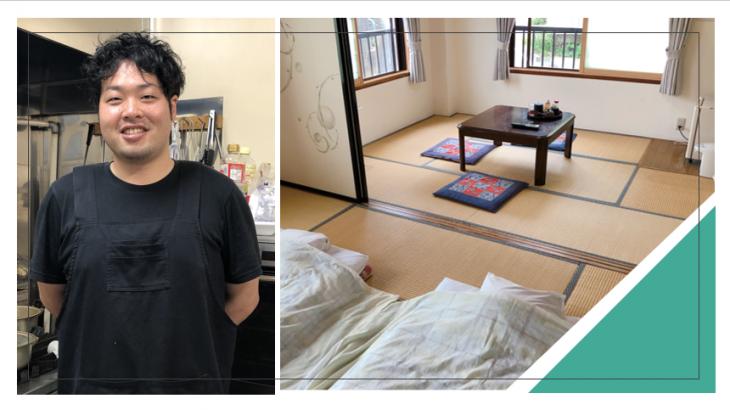 RESERVA活用事例|湯治の宿 山口荘【宿泊施設・旅館】